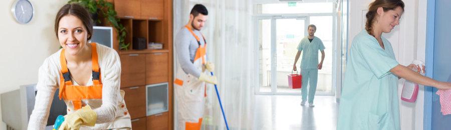 Agent / Agente de nettoyage et d'entretien