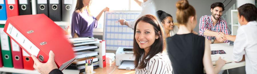 Comptable et assistant comptable