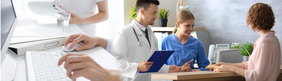 Secrétaire médicale et assistante médico-administrative