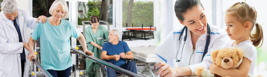 Offres d'emploi Médical, paramédical et rééducation
